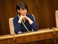 Podpredsedníčka NR SR Lucia Nicholsonová
