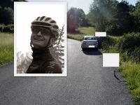 Robert miloval bicyklovanie
