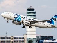Lietadlo spoločnosti EgyptAir