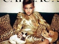 Thylane Blondeau ako kontroverzná 10-ročná modelka.