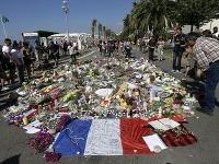 Miesto útoku v Nice