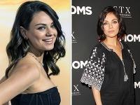 Mila Kunis predviedla nový účes.