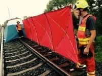 Nešťastie vo vlaku