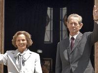 Anna Rumunská posledný rumunský kráľ Michal I