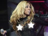 K. Michelle si na koncert obliekla poriadne dráždivý kúsok.
