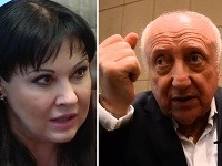 Dáda Patrasová sa o manžela strachovala, ale...