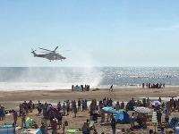 Mladíkom už nepomohol ani prílet vrtuľníka