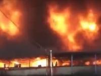 Po výbuchu v továrni hlásia najmenej 14 mŕtvych