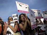 Tisíce ľudí protestovali v Madride proti býčím zápasom