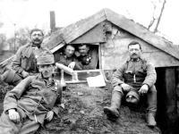 Prvá svetová vojna pohľadom Samuela Činčuráka.
