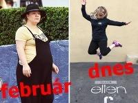 Kelly Clarkson priviedla na svet synčeka a pomaličky sa zbavuje nadváhy.