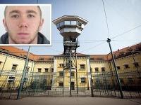 Väznica v Leopoldove, z ktorej ušiel Ľubomír Behan.