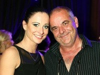 Pavol Topoľský s manželkou