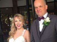 Heather Krueger a Chris Dempsey