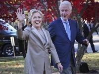 Hillary a Bill Clintonovci