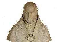 Busta pápeža