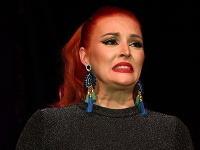 Barbore Švidraňovej prišlo po vystúpení nevoľno.