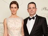 Dano Dangl s manželkou Beátou.