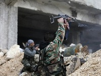 Boje v Aleppe