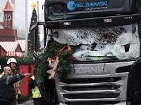 Žurawského kamión použili pri útoku v Berlíne.