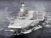 Lietadlová loď Admiral Kuznecov
