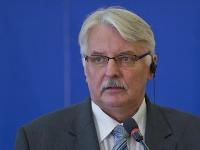 Poľský minister zahraničia Witold Waszczykowsky