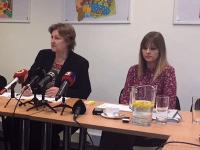 Tlačovka verejnej ochrankyne práv Jany Dubovcovej