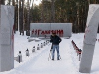Vandali na Ukrajine postriekali areál cintorínu nacistickými symbolmi