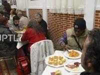 Ľudia bez domova tu jedia zadarmo