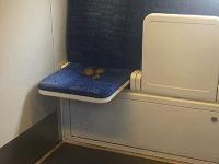 Inkriminované sedadlo.