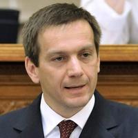 Maďarský premiér Gordon Bajnai