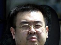 Zavraždený Kim Čong-nam