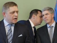 Andrej Danko dnes so spolustraníkmi rozhoduje, ako ďalej.