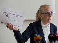 Spoluzakladateľka Čistého dňa Zuzana Miková Tománková.