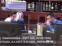 Marian Kočner, Peter Tóth a Zuzana Tománková