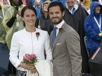 Sofia a Carl Philip