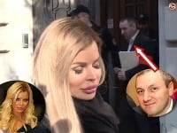 Silvia Kucherenko a Sergej Kucherenko sa údajne rozvádzajú.