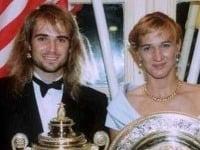 Andre Agassi a Steffi Graf kedysi