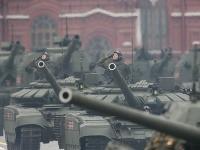 Na Červenom námestí začala vojenská prehliadka ku Dňu víťazstva
