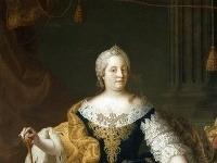 Mária Terézia sa narodial pred 300 rokmi.
