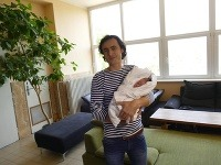 Ziar nad hronom porodnica