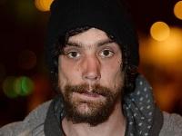 Bezdomovec Chris Parker