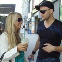 Barbora a Tomi randili v New Yorku.
