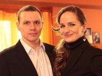 Michal Kubovčík a Zuzana Šebová