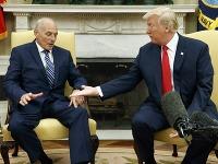 John Kelly a Donald Trump