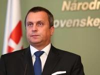 Andrej Danko zareagoval na Ficovo odvolanie svojho ministra
