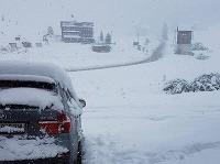 Na juhu Rakúska nasnežilo 30 centimetrov snehu