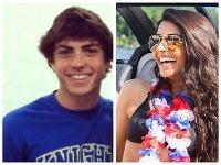 Michael Campbell a Ria Patelová