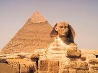 Pyramída v egyptskej Gíze