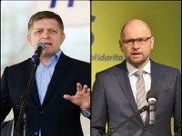 Igor Matovič, Robert Fico a Richard Sulík